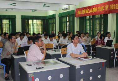 Trường Cao đẳng nghề Cơ giới Ninh Bình thẩm định Chương trình đào tạo