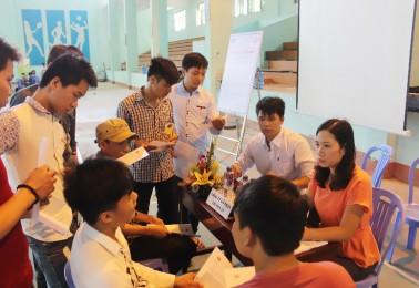 CĐN Cơ giới Ninh Bình – hàng loạt Công ty, Doanh nghiệp gõ cửa tuyển dụng việc làm